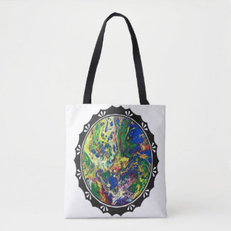 Fire and Ice Tote Two