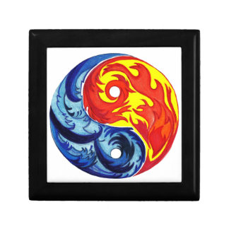Fire and Ice Yin-Yang Gift Box