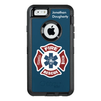 Fire and Rescue OtterBox iPhone 6/6s Case