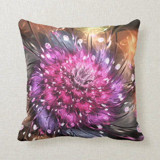 Fire and silk American MoJo Pillow Throw Cushions