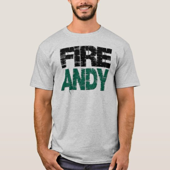 Fire Andy T-Shirt