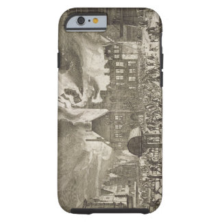 Fire at the old Amsterdam Town Hall, 17th July 165 Tough iPhone 6 Case