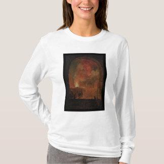 Fire at the Opera of the Palais-Royal T-Shirt