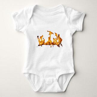 FIRE BABY BODYSUIT