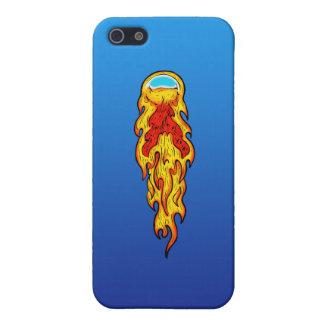 Fire ball pinball iPhone 5 case