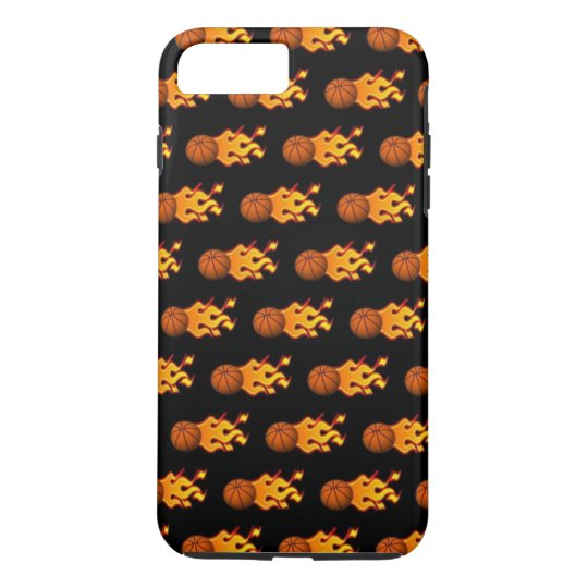 Fire Basketball iPhone 8 /7 Plus Case