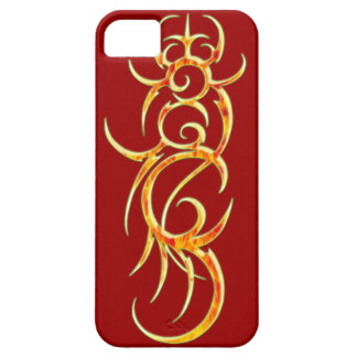 Fire blade iPhone 5 Barely There Barely There iPhone 5 Case