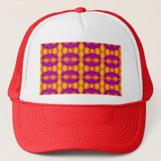 fire blocks trucker hat