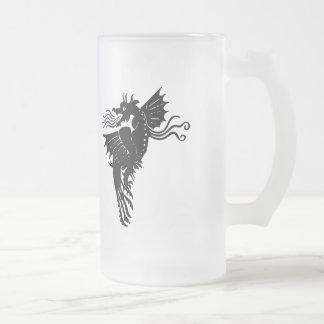 Fire Breathing Dragon Mugs