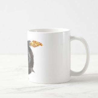 Fire-Breathing Dragon Mug