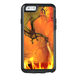 Fire Breathing Dragon Otterbox iPhone 6S Case