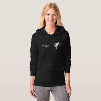 Fire Breathing Dragon Tattoo Hoodie