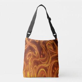 Fire Bug Crossbody Bag