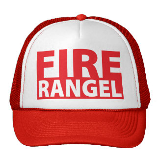Fire Charles Rangel Trucker Hat