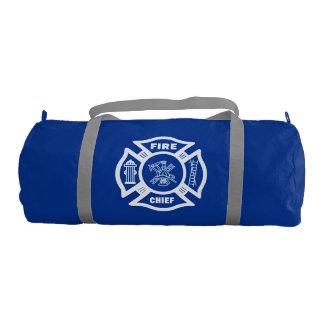 Fire Chief Gym Duffel Bag