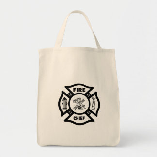 Fire Chief Canvas Bags
