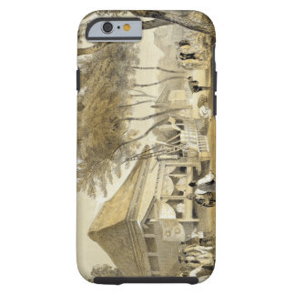 Fire Company's House and Engine, Yokuhama, from 'N Tough iPhone 6 Case