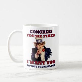 Fire Congress Coffee Mug