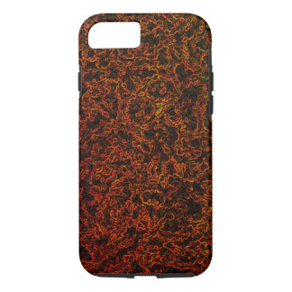 Fire coral iPhone 8/7 case