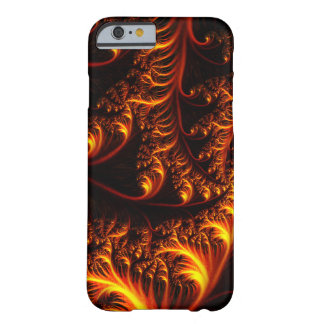 Fire Curl Case Barely There iPhone 6 Case