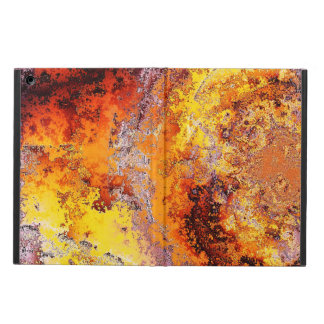 Fire Damaged Case For iPad Air