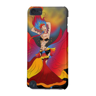 Fire Dancer iPod Touch 5G Cover
