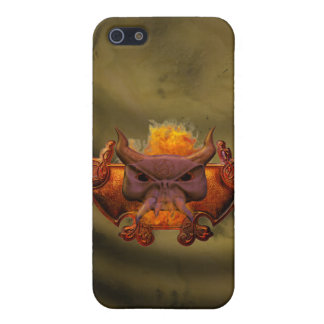 Fire Demon Cases For iPhone 5