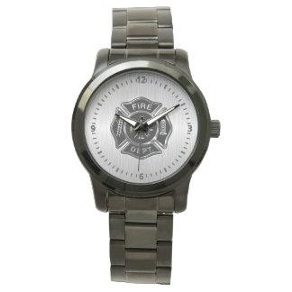 Fire Department Badge Dark Watch