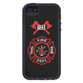 Fire Department Badge iPhone 5 Covers