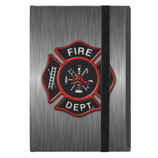 Fire Department Deluxe Covers For iPad Mini