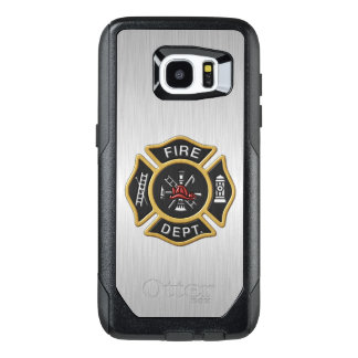 Fire Department Emblem Deluxe