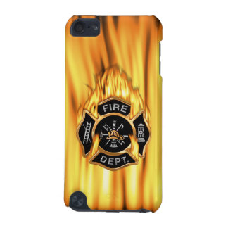 Fire Department Flames iPod Touch 5G Cover