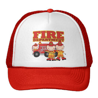 Fire Department Tshirts and Gifts Cap