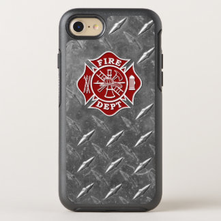 Fire Dept Maltese Cross OtterBox iPhone 6/6s OtterBox Symmetry iPhone 7 Case
