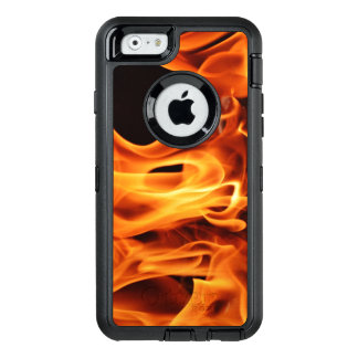 Fire Design OtterBox iPhone 6/6s Case