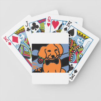 fire dog card decks