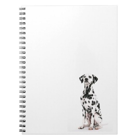 Fire Dog Notebook
