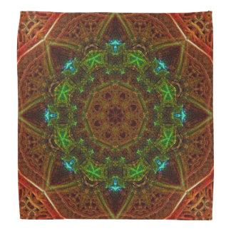 Fire Dome Mandala Bandana