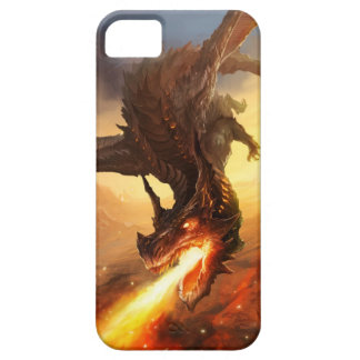 Fire Dragon Case For The iPhone 5