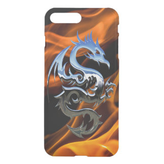 Fire Dragon iPhone7 Plus Clear Case