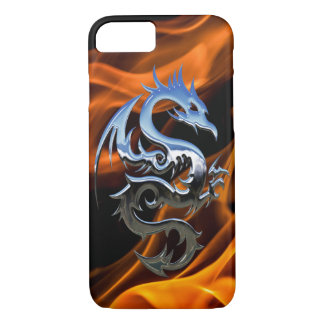 Fire Dragon iPhone 7 Barely There Case