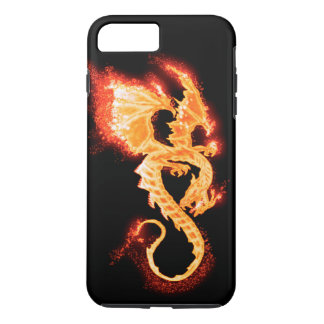 fire dragon iPhone 8 plus/7 plus case