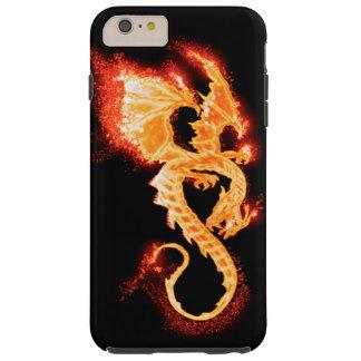 fire dragon tough iPhone 6 plus case
