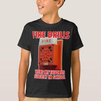 Fire Drills T-Shirt