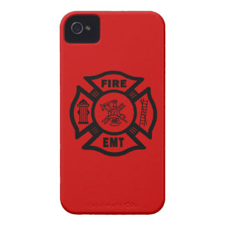 Fire EMT iPhone 4 Cases