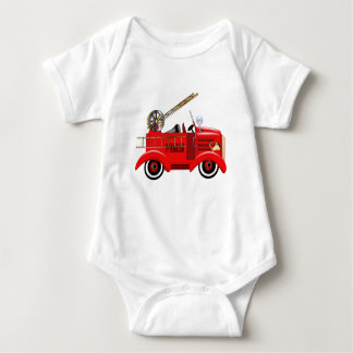 "Fire Engine ""add your own Name"" Tshirt"
