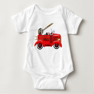 "Fire Engine ""add your own Name"" T Shirts"