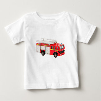 Fire Engine image for Baby-Jersey-T-Shirt Baby T-Shirt