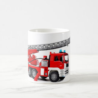 Fire Engine image for mug