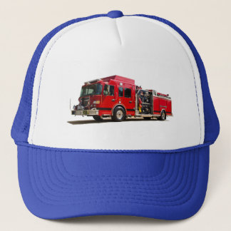 Fire Engine image for Trucker-Hat Trucker Hat